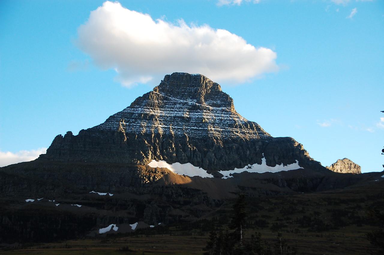 Glacier NP.