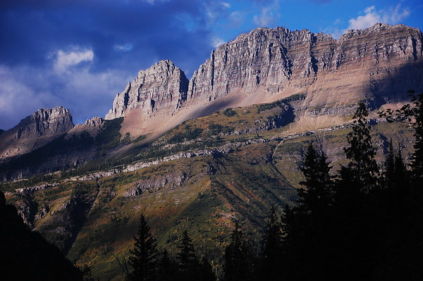 September 2016 Glacier NP & ID / MT off-road trip