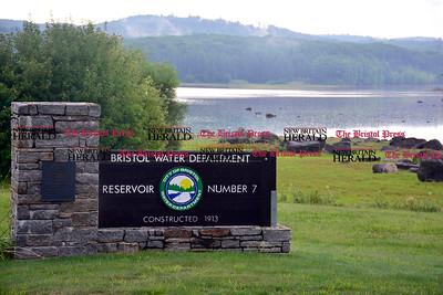 9/1/2016 Mike Orazzi   Staff  Bristol Reservoir Number 7 off Marsh Road.
