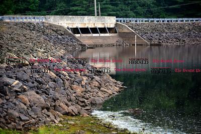 9/1/2016 Mike Orazzi | Staff  Bristol Reservoir Number 7 off Marsh Road.