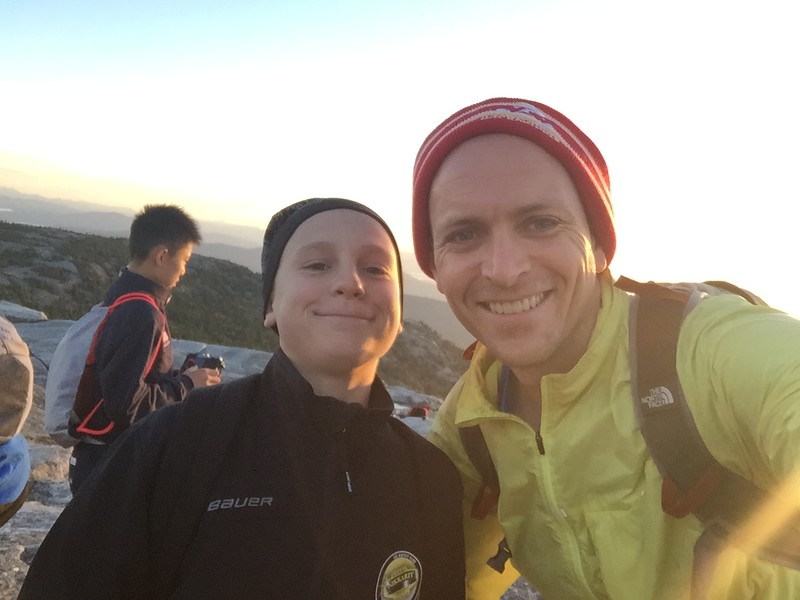 Cardigan Takes to the Mountains!