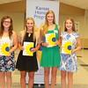 Sumner Honorees CONWAY SPRINGS