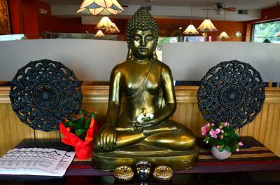 9/14/2016 Mike Orazzi | Staff Sabaidee Thai Restaurant in downtown Bristol.