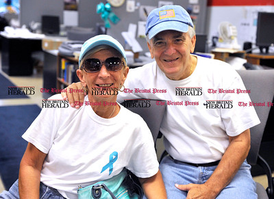 9/5/2012 Mike Orazzi | Staff Judie and Tony Lodovico.