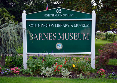 9/8/2016 Mike Orazzi | Staff The Barnes Museum in Southington.