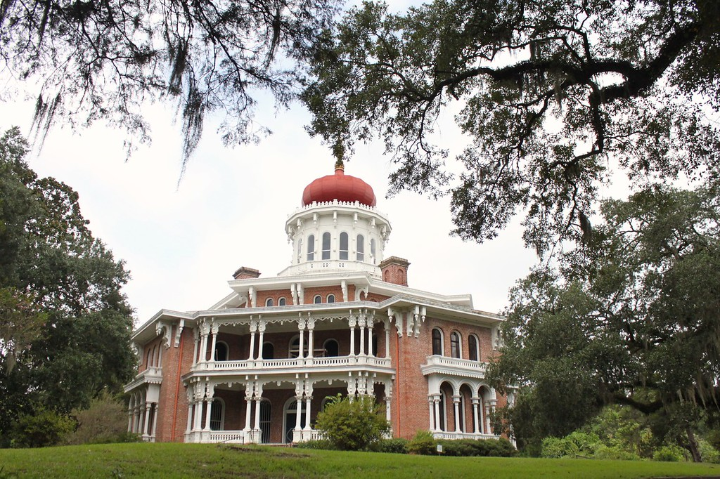 Longwood Natchez MS