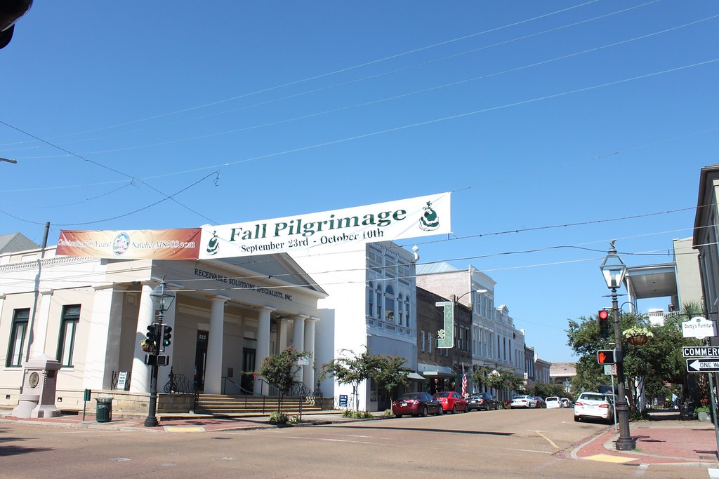 Fall Pilgrimage Natchez
