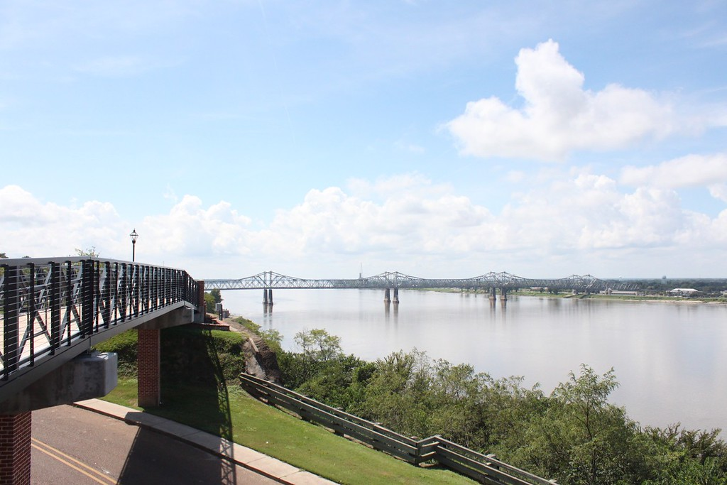Mississippi River, Natchez
