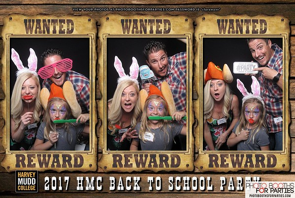 HMC Back to School Party