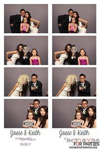 Josie & Keith's Wedding