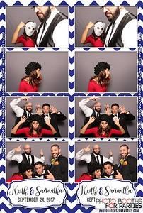Keith & Samantha's Wedding