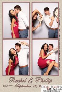 Rachel & Phillip's Wedding