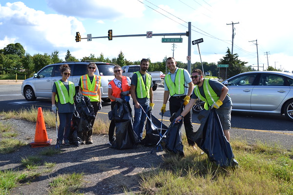 Adopt-a-Highway Cleanup Event
