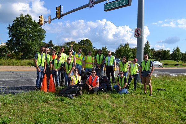 Fall Adopt-a-Highway Cleanup Event