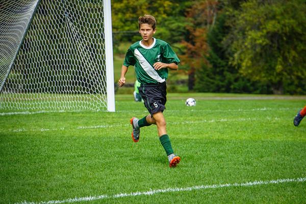 JV Soccer Jamboree vs. KUA