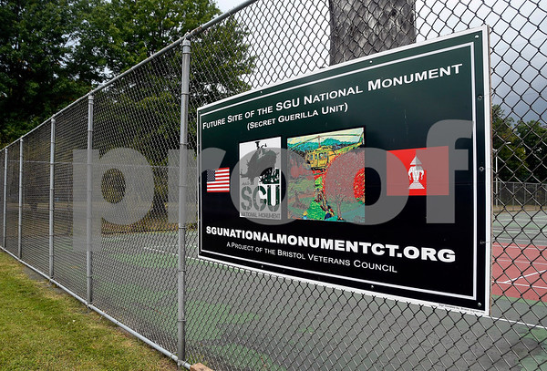 9/14/2017 Mike Orazzi | Staff A new monument on Mem. Blvd with include a Huey helicopter and honor Vietnam War veterans