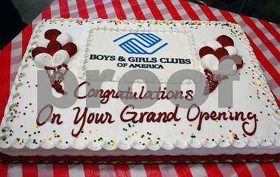 11/11/2014 Mike Orazzi | Staff Bristol Boys & Girls Club's new facility at 255 West St. on Tuesday.