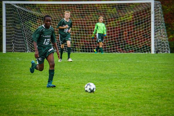 Thirds Soccer Jamboree vs. Proctor