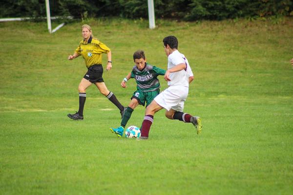 Varsity Soccer at Hanover