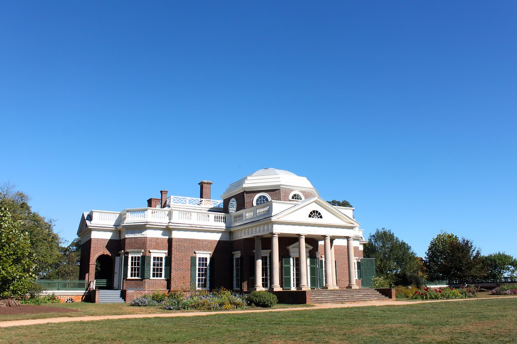 virginia presidential landmarks