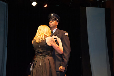 09/20/18  Wesley Bunnell | Staff  The New Britain Fire Department held their 2018 Awards Ceremony on Thursday September 20 at Trinity on Main. Firefighter Alexander Ugarte has his badge pinned to his uniform by his mother Linda Ugarte.