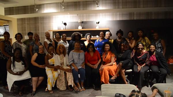 September 2018 SisterCIRCLE Business MeetUP