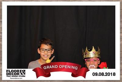 Grand Opening Floor & Decor