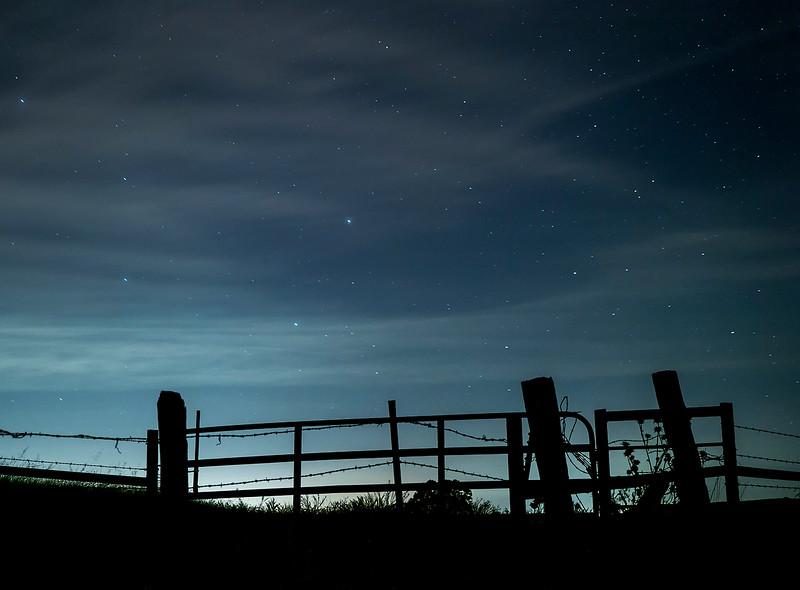 star fence