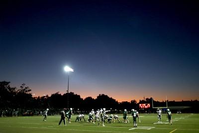 Carlmont vs. Palo Alto high school football