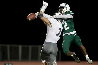 Carlmont vs. Palo Alto high school football