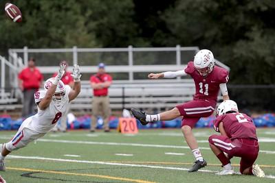 St. Ignatius vs Sacred Heart Prep High School Football in Atherton