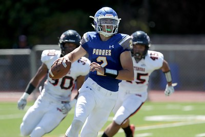 Pittsburg vs Serra high school football