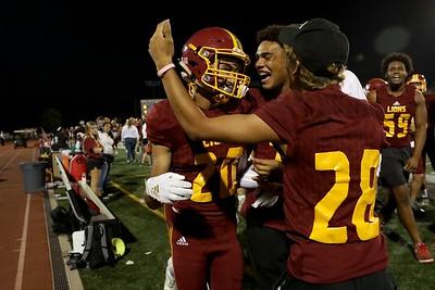 Monte Vista vs. Liberty High School Football