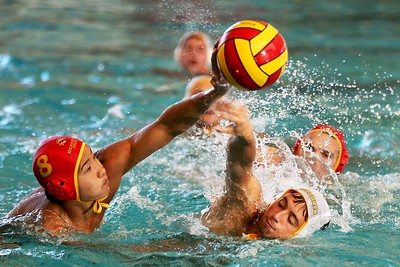 Alameda vs Berkeley boys waterpolo
