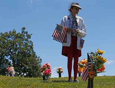 Memorial Day observance at Oakmont Memorial Park & Mortuary