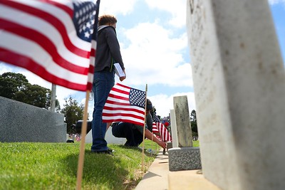 Lone Tree Cemetery Memorial Day Service