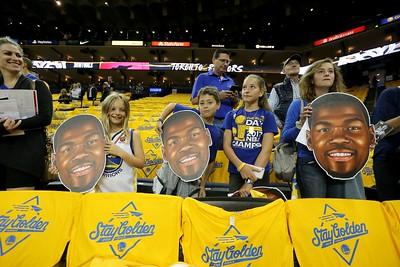 Toronto Raptors against Golden State Warriors in Game 6 of NBA Finals