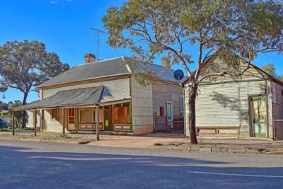 Hawker, South Australia.