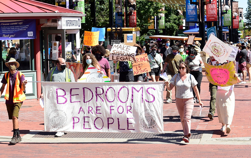Bedrooms Are For People March
