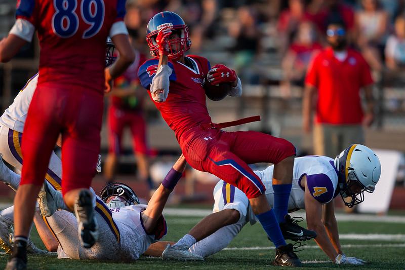Boulder vs Centaurus Football