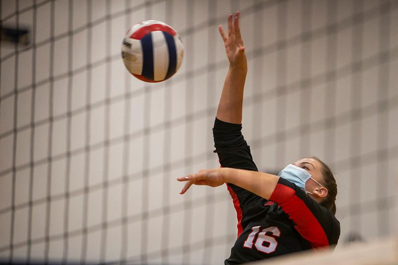 Skyline Frederick Volleyball