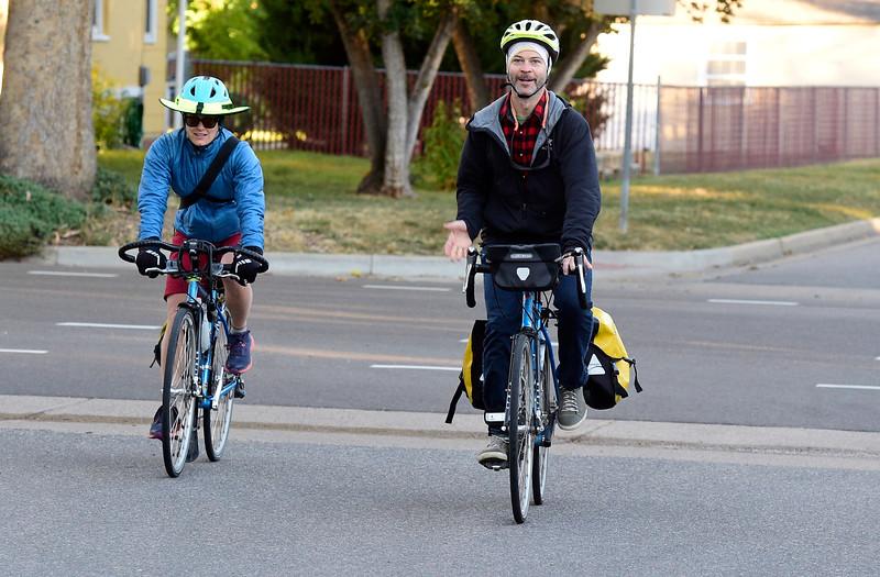 Bike To Work Day Boulder