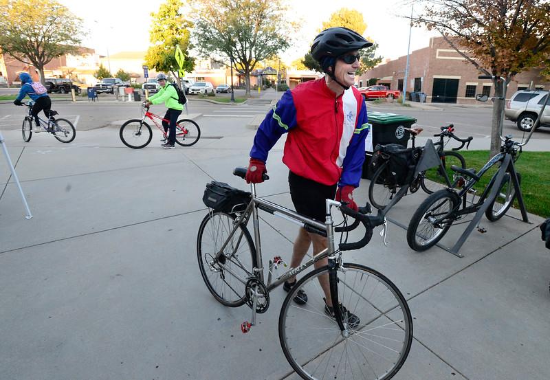 Bike To Work Day Longmont