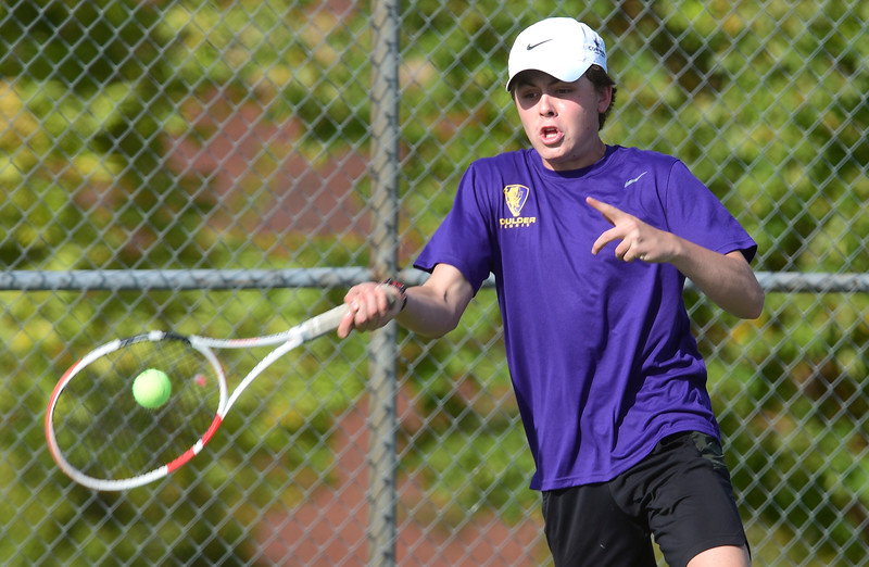 Boulder Fairview Boys Tennis