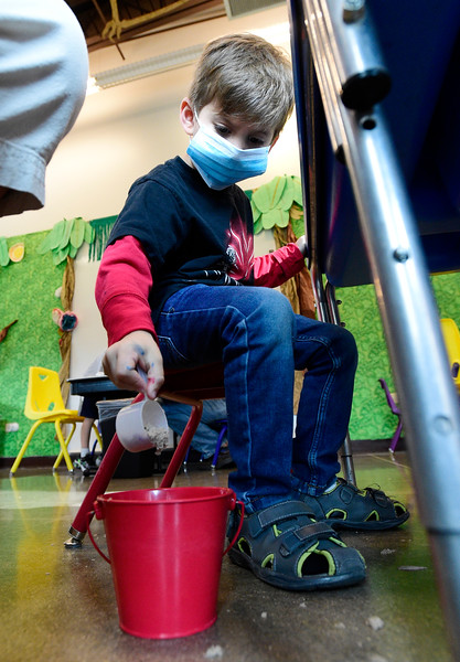 Discovery Days at the Longmont Museum
