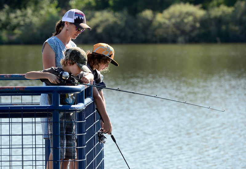 Golden Ponds Fishing