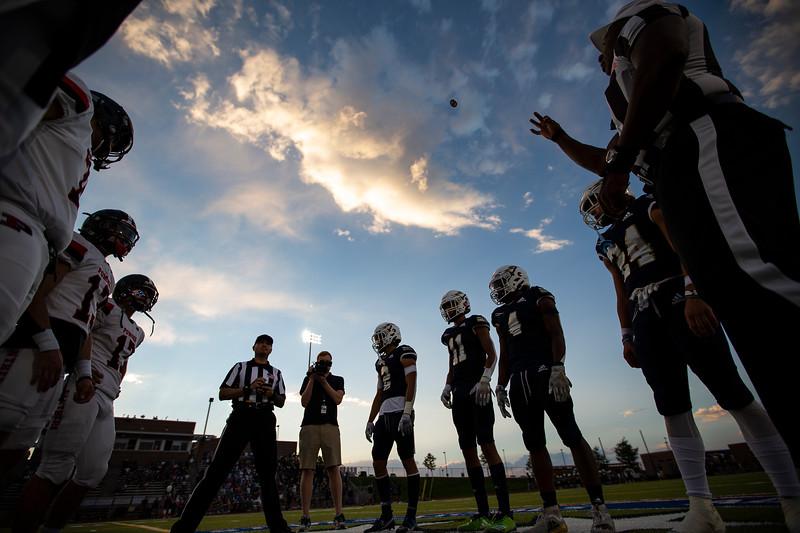 Pomona at Legacy Football