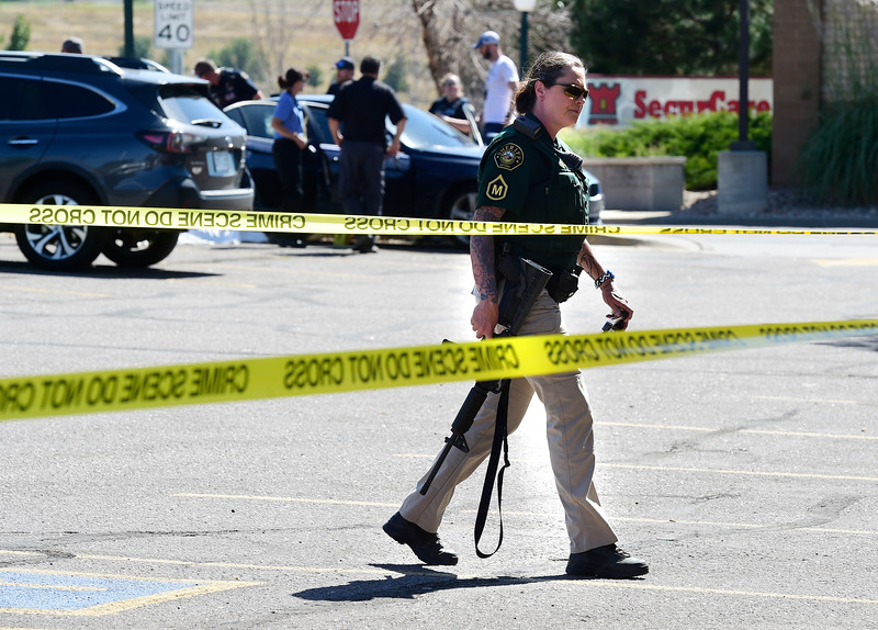 Broomfield Shooting at Walgreens