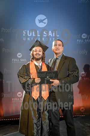 September 6th 2019 Full Sail Graduation