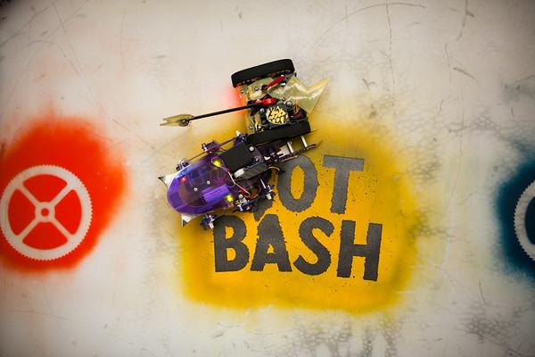 Bash Bot Summer Camp